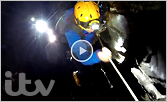 Watch a clip of ITV's Coast and Country episode featuring Go Below